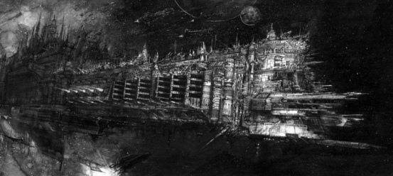 Battlefleet Gothic - The Divine Right