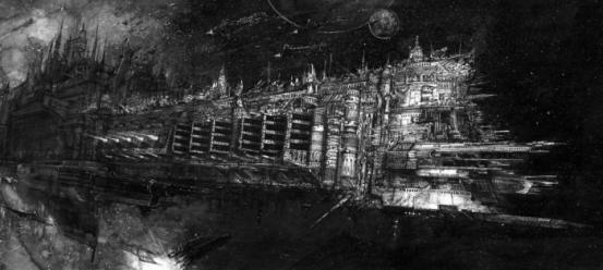 Battlefleet Gothic - The Divine Right